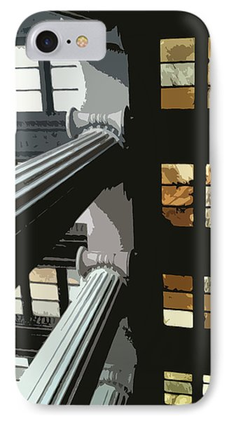 Skylights IPhone Case by Julio Lopez