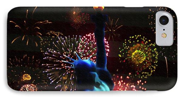 Celebrate America Phone Case by Bill Cannon