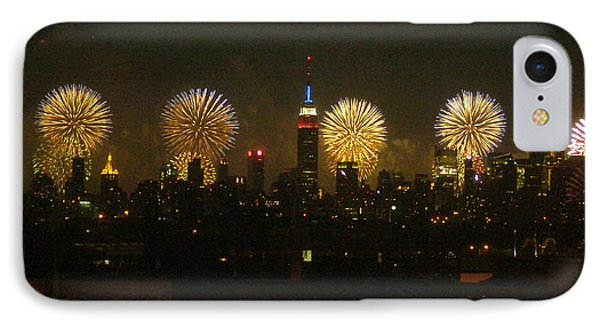 IPhone Case featuring the photograph Celebrate Freedom by Carl Hunter