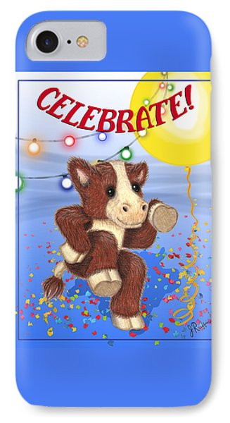 Celebrate IPhone Case by Jerry Ruffin