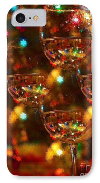 Celebrate Phone Case by Peggy Hughes