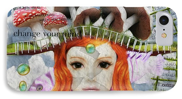 IPhone Case featuring the digital art Celebrate Who You Are by Barbara Orenya