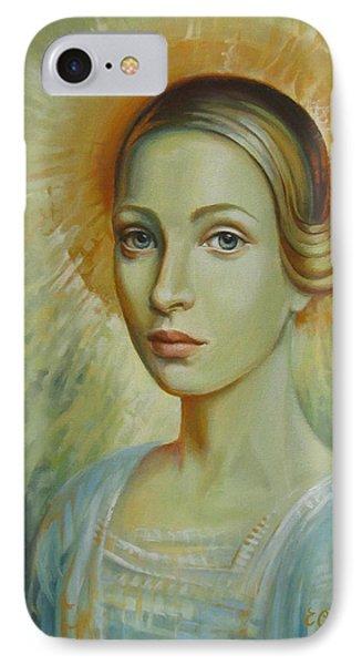 Celestial Phone Case by Elena Oleniuc