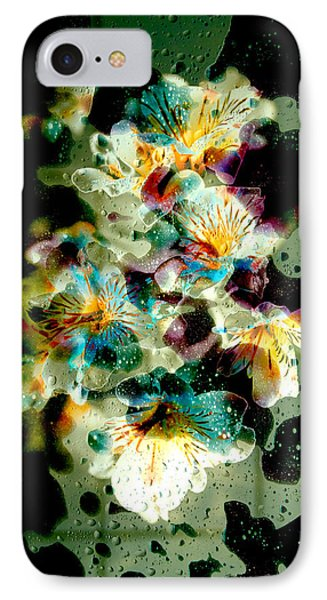 Celestial Flowers Phone Case by Loriental Photography