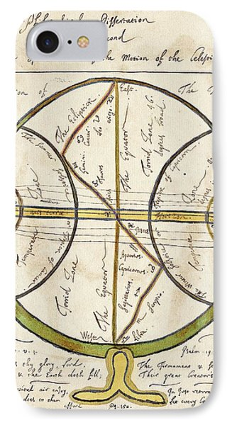 Celestial Globe IPhone Case by American Philosophical Society