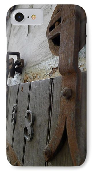 IPhone Case featuring the photograph Cell 6x8 by Richard Reeve
