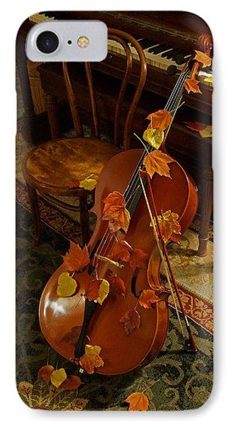 Cello Autumn 1 IPhone Case