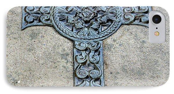 Celtic Cross IIi IPhone Case