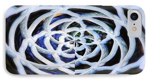 Celtic Knot Phone Case by Donna Blackhall