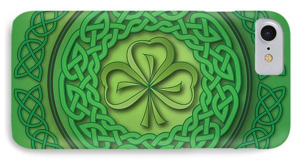 Celtic Spirit IPhone Case by Ireland Calling