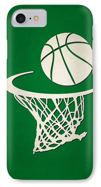 Celtics Team Hoop2 IPhone Case