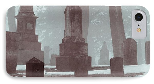 Cemetery IPhone Case