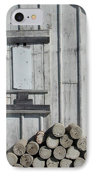 Cemetery Shed Phone Case by Joseph Yarbrough