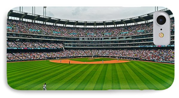 Center Field Phone Case by Frozen in Time Fine Art Photography
