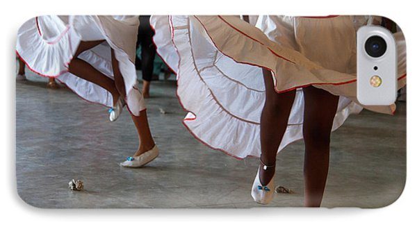 Central America, Cuba, Santa Clara IPhone Case by Kymri Wilt