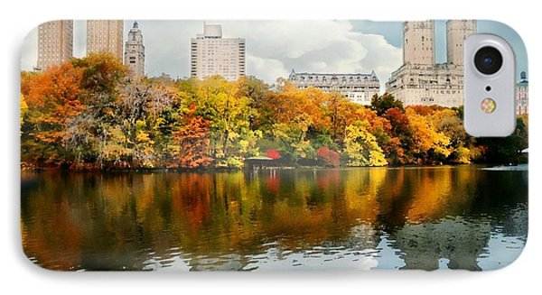 Central Park #1 Phone Case by Diana Angstadt