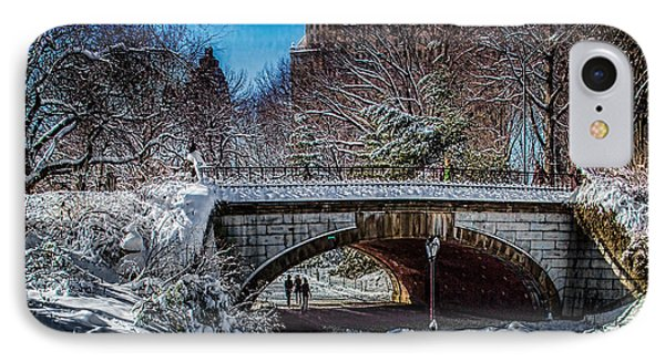 Central Park After Nemo Phone Case by Chris Lord