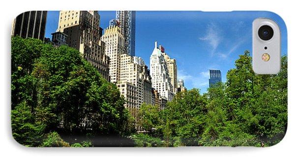 Central Park No. 3 IPhone Case