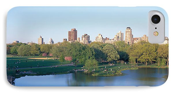 Central Park, Upper East Side, Nyc, New IPhone Case