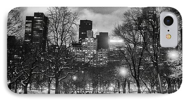 Central Park View IPhone Case
