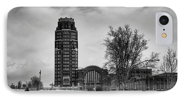 Central Terminal 4431 IPhone Case