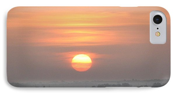 IPhone Case featuring the photograph Central Texas Sunrise by John Glass