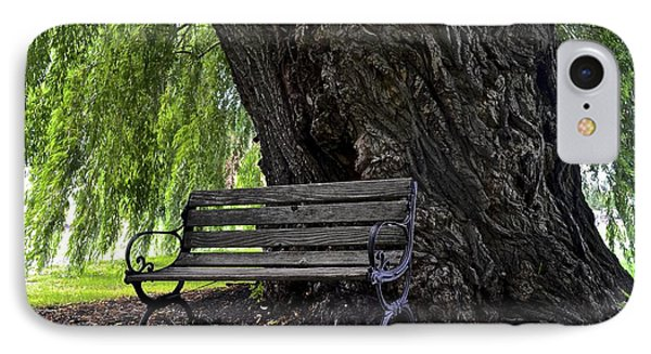 Century Tree IPhone Case by Frozen in Time Fine Art Photography