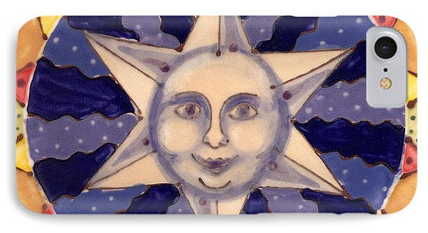 Ceramic Star Phone Case by Anna Skaradzinska