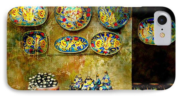 Ceramica Italiana Phone Case by Diana Angstadt