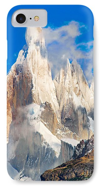 Cerro Torre IPhone Case by JR Photography