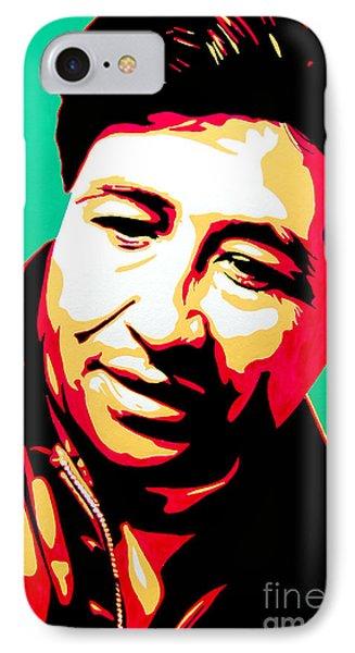 Cesar Chavez IPhone Case