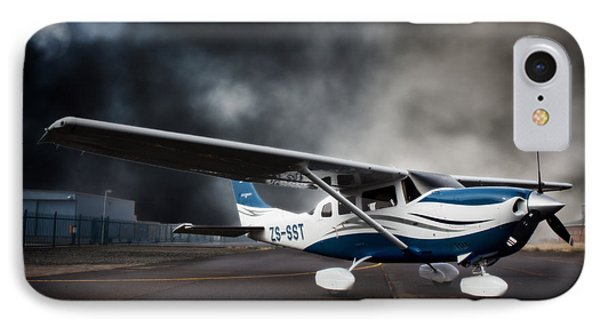 Cessna Ground IPhone Case by Paul Job