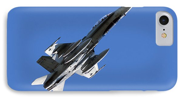 Cf-18 Hornet Phone Case by Cale Best
