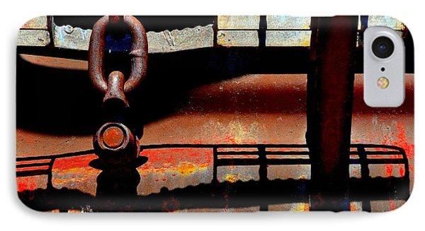 Chain Reaction Phone Case by Lauren Leigh Hunter Fine Art Photography