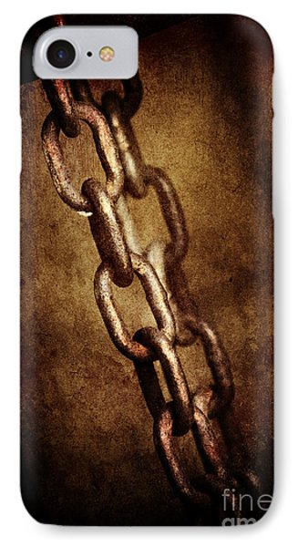 Chains IPhone Case by Jelena Jovanovic