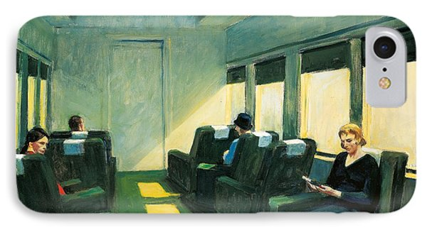 Chair Car IPhone 7 Case