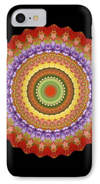 Chakra Spin Phone Case by Barbie Wagner