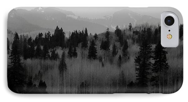 Chama Trees IPhone Case