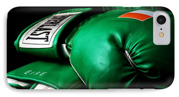 Champ IPhone Case by John Rizzuto