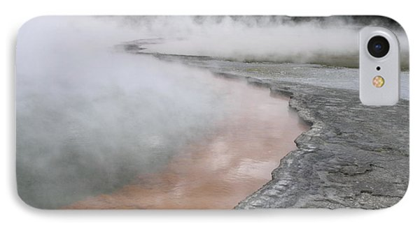 IPhone Case featuring the photograph Champagne Pool by Christian Zesewitz