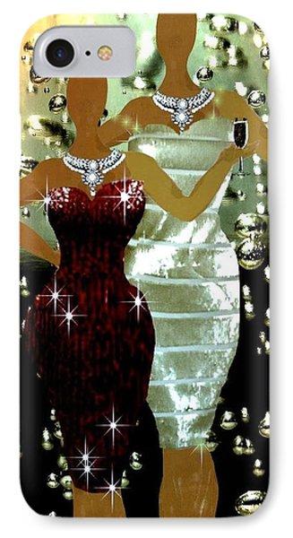 Champagnelyfe IPhone Case