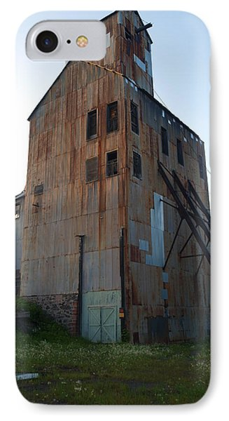 IPhone Case featuring the photograph Champion Mine Shafthouse by Jenessa Rahn