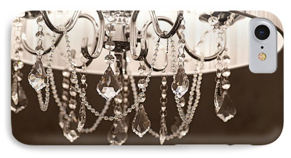 IPhone Case featuring the photograph Chandelier by Aiolos Greek Collections