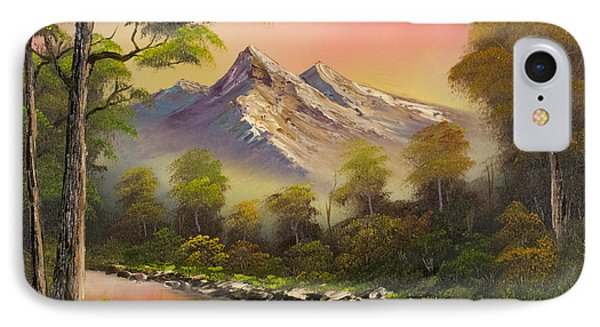 Summer Evening IPhone Case by C Steele