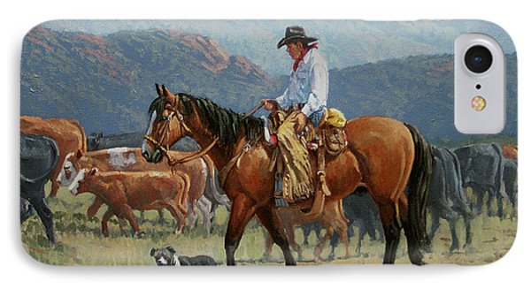Changing Range Phone Case by Randy Follis