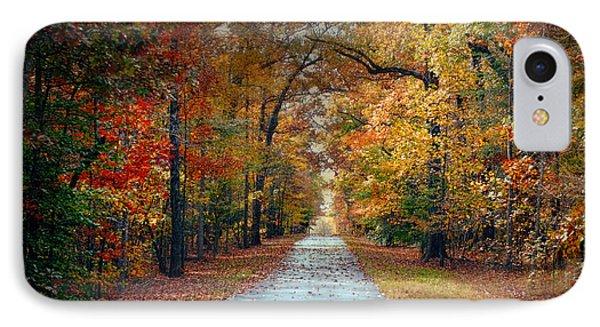 Changing Season - Autumn Landscape IPhone Case