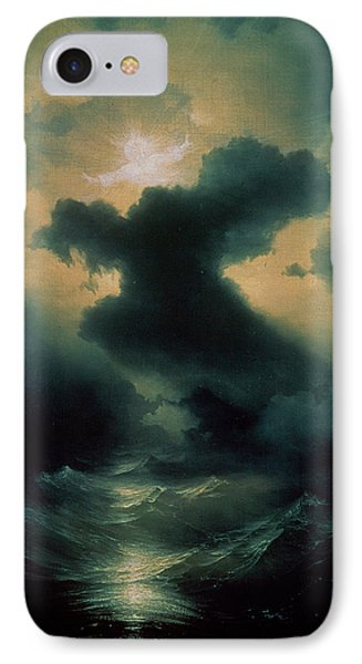 Chaos The Creation IPhone Case by Ivan Konstantinovich Aivazovsky