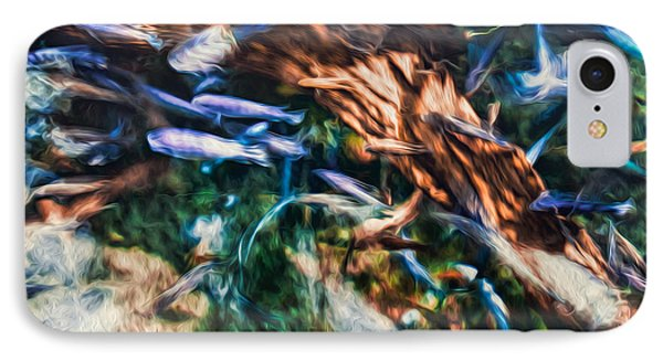 IPhone Case featuring the photograph Chaotic Mess by Joshua Minso