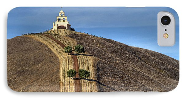 Chapel Hill Phone Case by Donna Kennedy