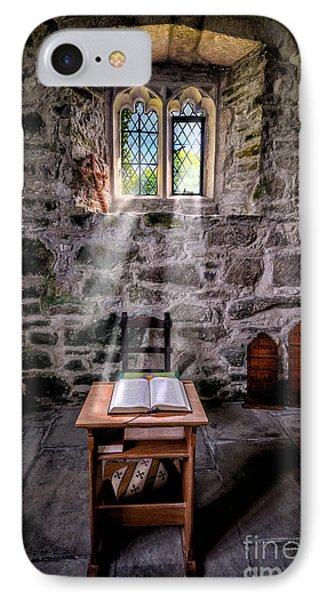 Chapel Light Phone Case by Adrian Evans